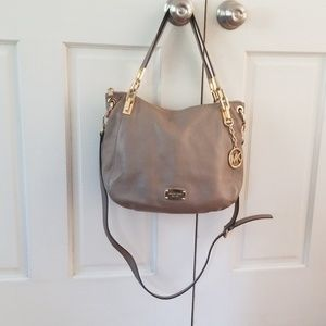 Michael Kors purse. Shoulder AND cross body.